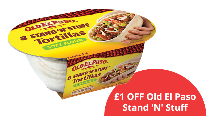 stand n stuff stand alone tortilla coupon