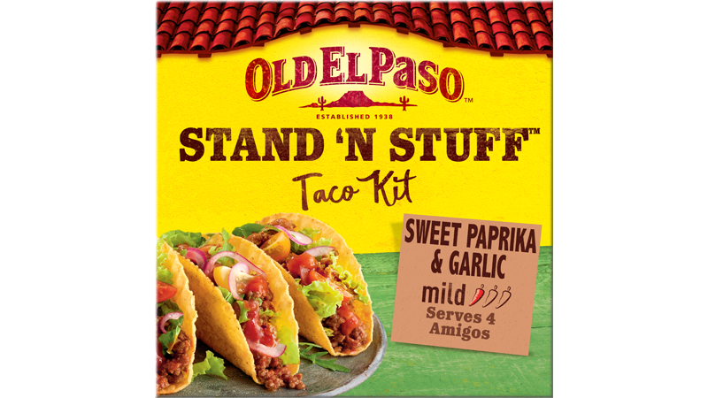 Sweet Paprika Garlic Mild Sns Taco Kit