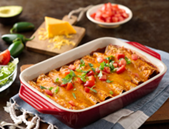 easy-chicken-and-black-bean-enchiladas