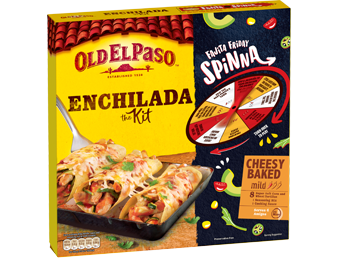 Cheesy Baked Enchilada Kit
