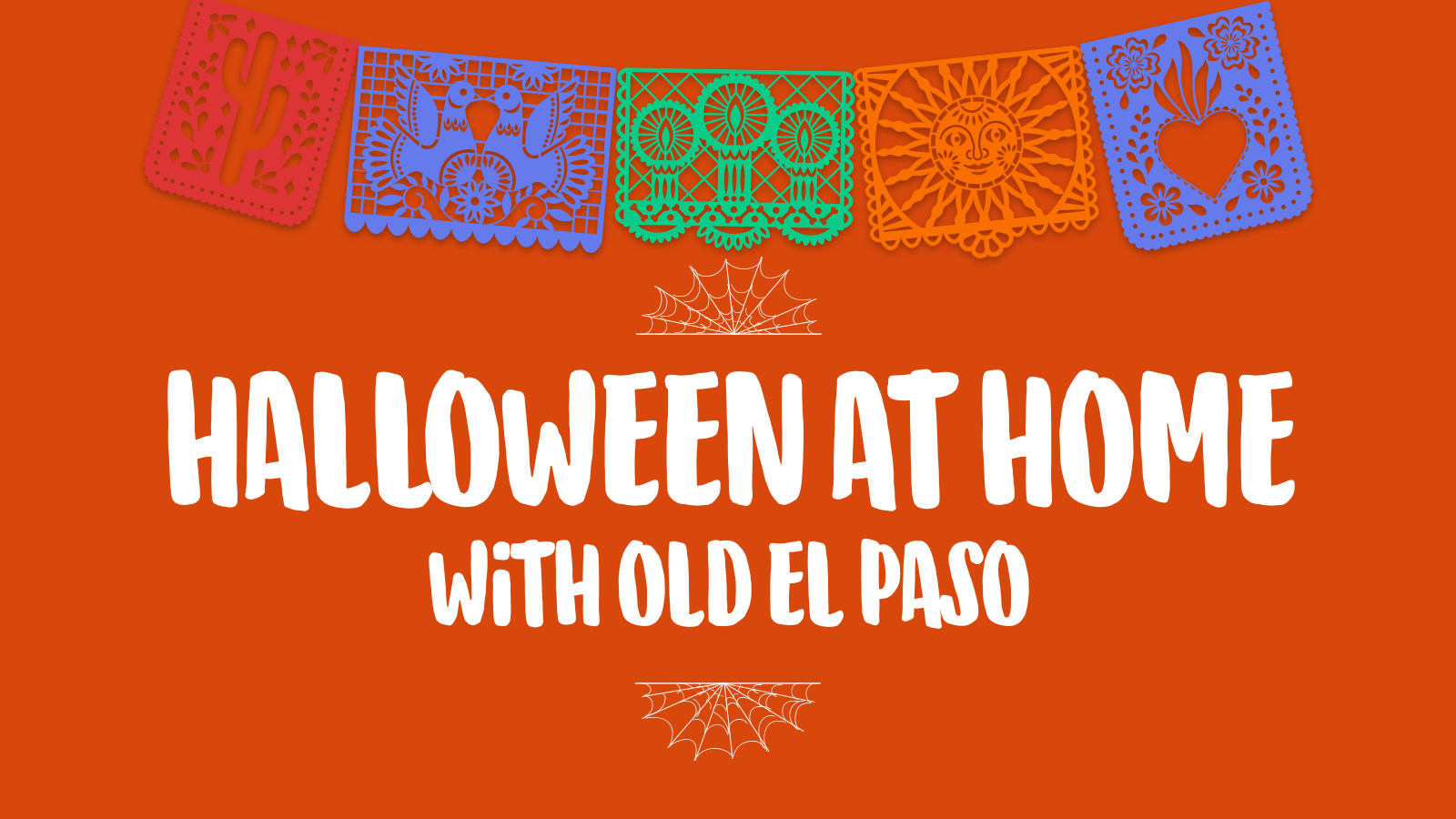 Celebrate Halloween with Old El Paso