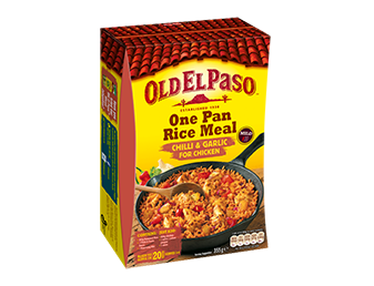 old el paso rice kit instructions