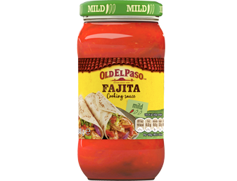 fajita cooking sauce smoky bbq