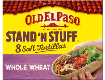whole wheat soft tortillas