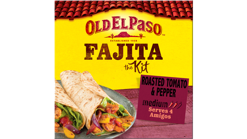 Roasted Tomato Pepper Medium Fajita The Kit