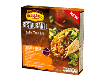 how to make chicken tacos with old el paso