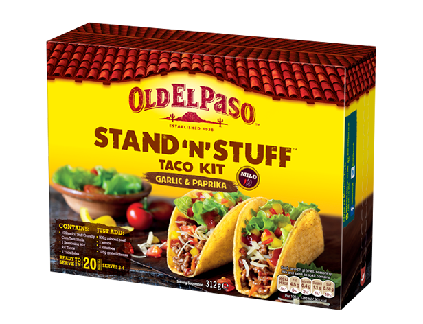 stand and stuff tacos