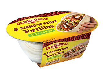 Stand N Stuff Soft Flour Tortillas Products Old El