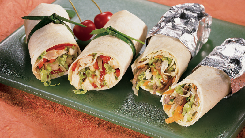 asian-chicken-wraps