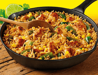 extra mild super tasty one pan rice meal