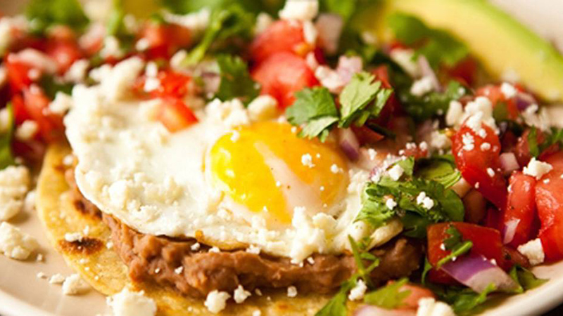 Huevos Rancheros - Recipes - Old El Paso