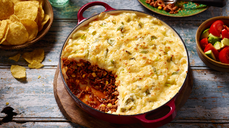 Mexican shepherds pie recipes old el paso mexican shepherds pie forumfinder Images