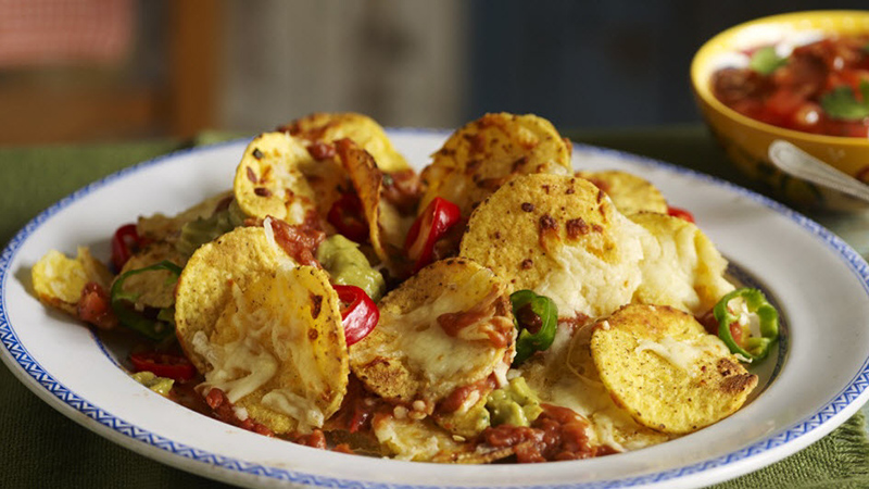 original mexican nachos